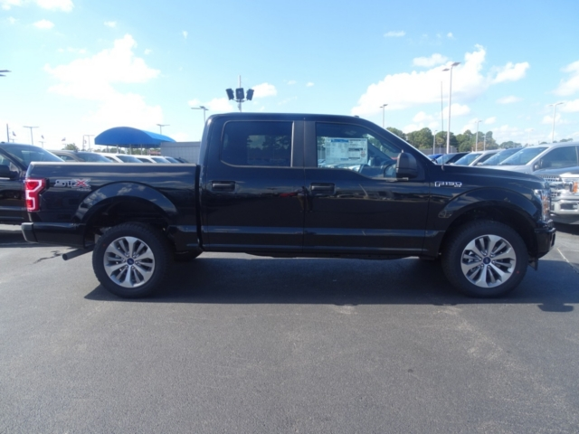2018 F-150 SuperCrew Cab 4x4,  Pickup #J5798 - photo 4