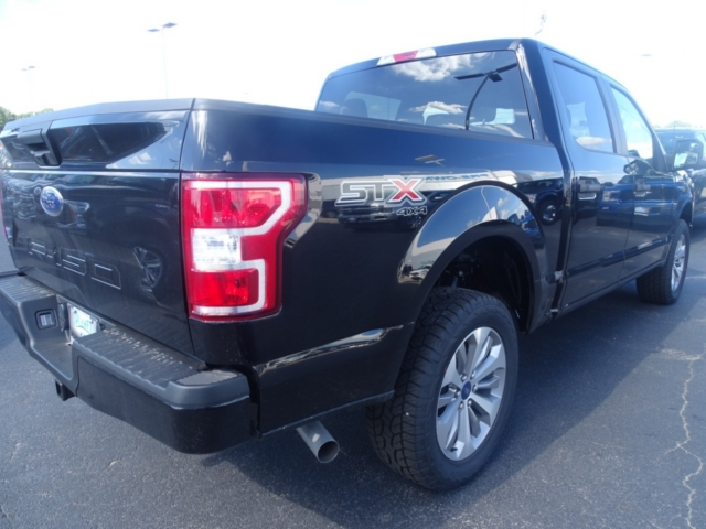 2018 F-150 SuperCrew Cab 4x4,  Pickup #J5798 - photo 2