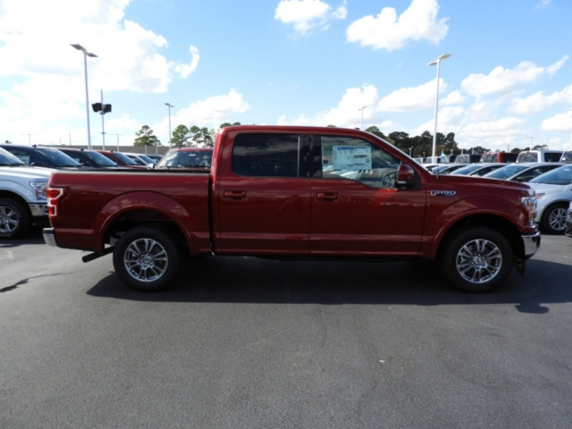 2018 F-150 SuperCrew Cab 4x2,  Pickup #J5806 - photo 4