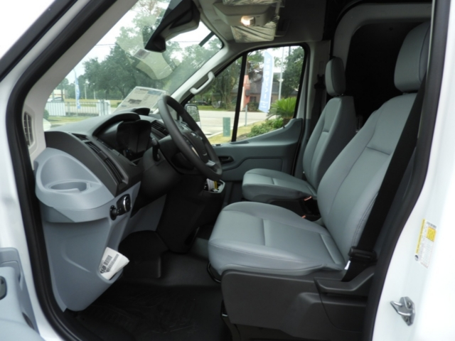 2018 Transit 250 Med Roof 4x2,  Empty Cargo Van #J5886 - photo 8