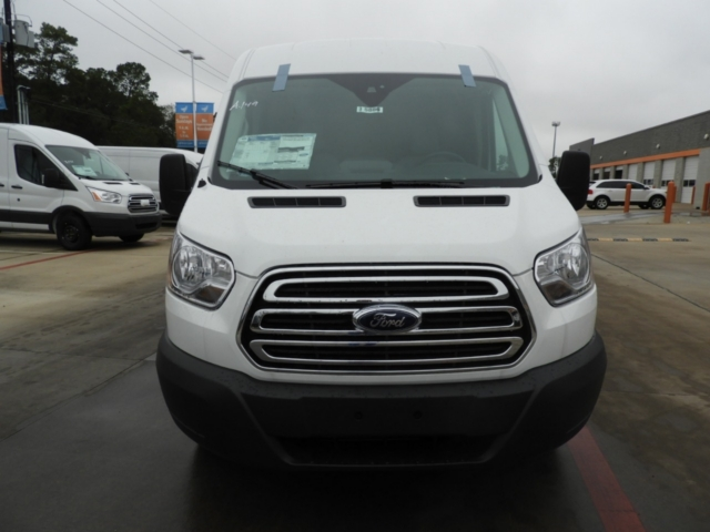 2018 Transit 250 Med Roof 4x2,  Empty Cargo Van #J5886 - photo 3
