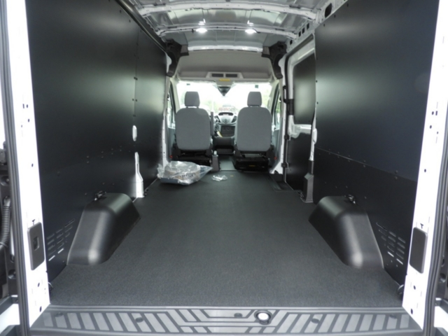 2018 Transit 250 Med Roof 4x2,  Empty Cargo Van #J5886 - photo 2
