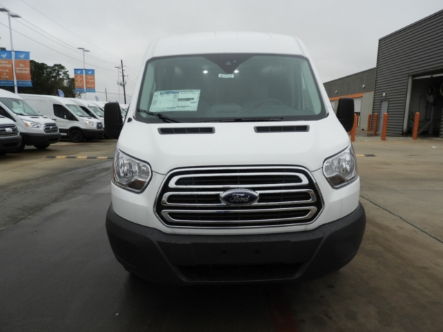 2018 Transit 250 Med Roof 4x2,  Empty Cargo Van #J6047 - photo 3