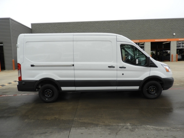 2018 Transit 250 Med Roof 4x2,  Empty Cargo Van #J6047 - photo 4