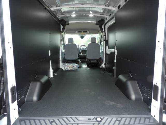 2018 Transit 250 Med Roof 4x2,  Empty Cargo Van #J6047 - photo 2