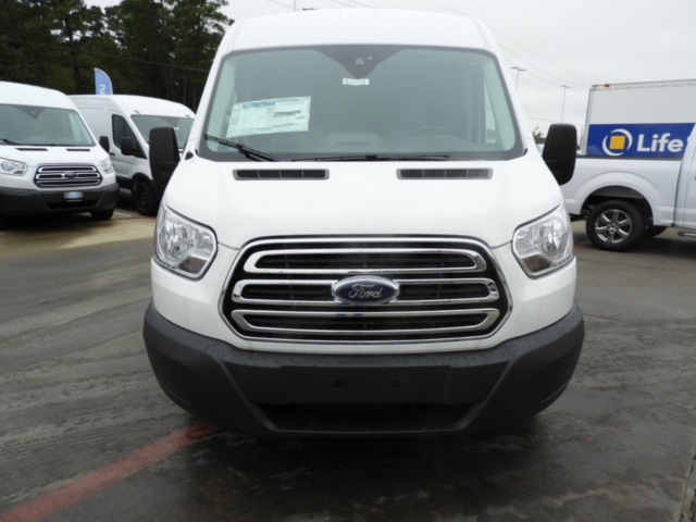 2018 Transit 250 Med Roof 4x2,  Empty Cargo Van #J6079 - photo 3