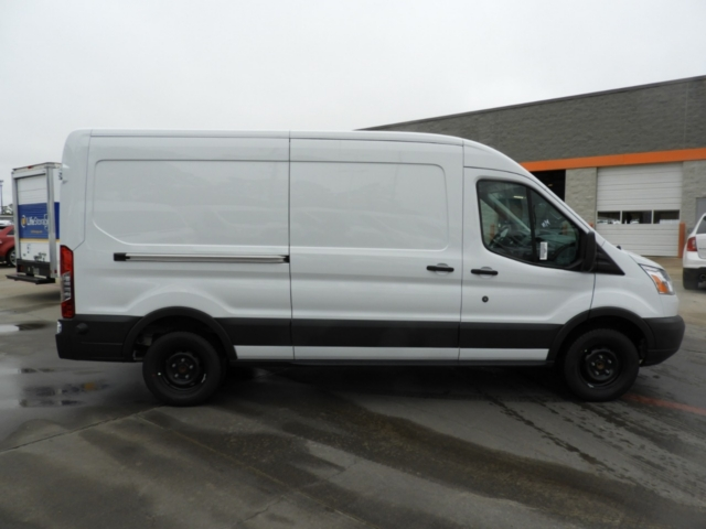 2018 Transit 250 Med Roof 4x2,  Empty Cargo Van #J6079 - photo 4