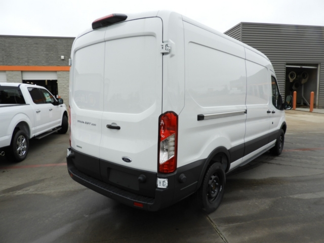 2018 Transit 250 Med Roof 4x2,  Empty Cargo Van #J6079 - photo 5