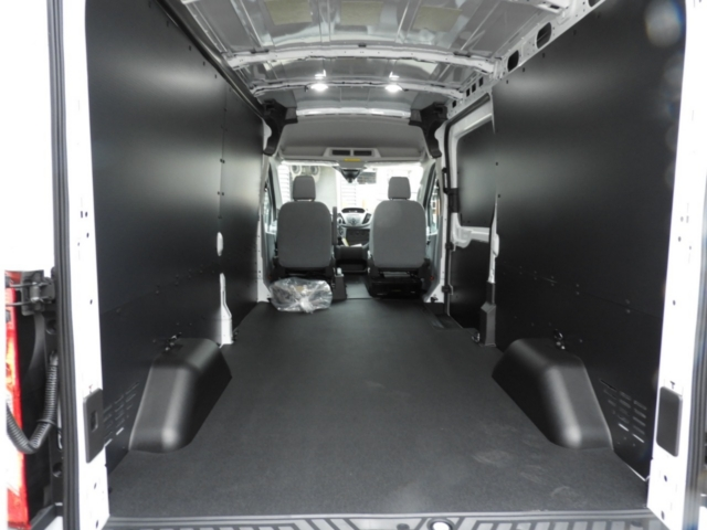2018 Transit 250 Med Roof 4x2,  Empty Cargo Van #J6079 - photo 2