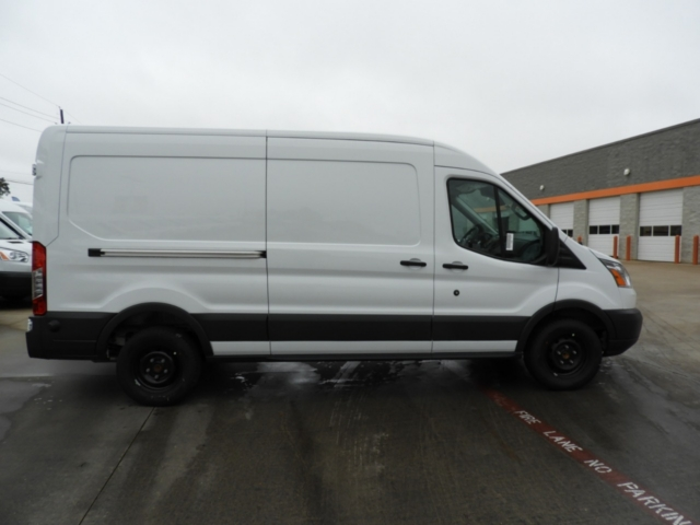 2018 Transit 250 Med Roof 4x2,  Empty Cargo Van #J6081 - photo 4