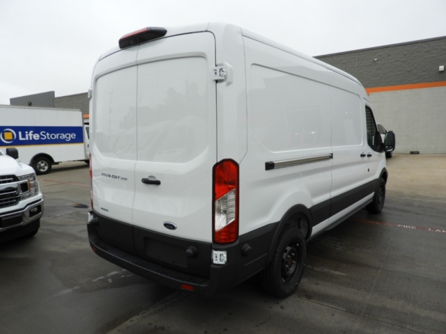 2018 Transit 250 Med Roof 4x2,  Empty Cargo Van #J6081 - photo 5