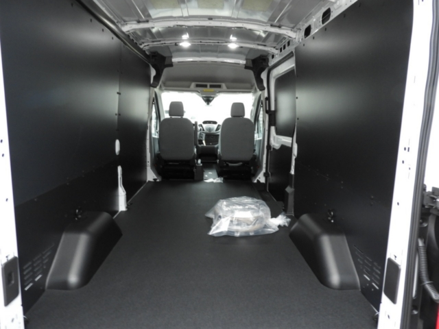 2018 Transit 250 Med Roof 4x2,  Empty Cargo Van #J6081 - photo 2