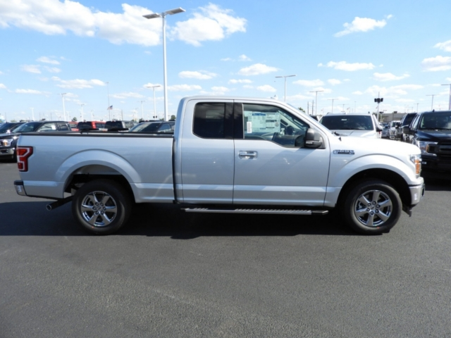 2018 F-150 Super Cab 4x2,  Pickup #J6120 - photo 4