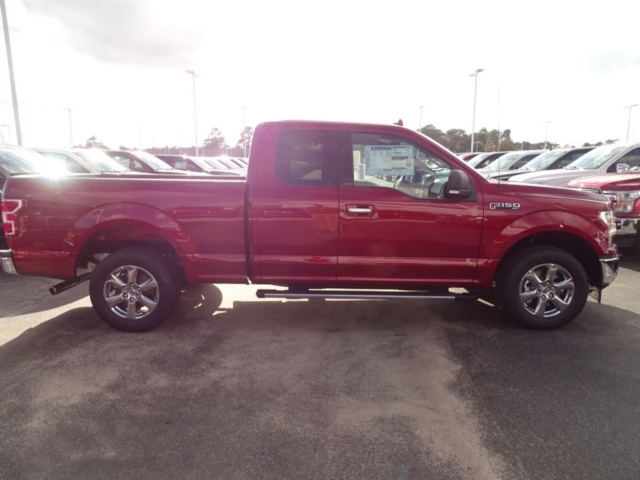 2018 F-150 Super Cab 4x2,  Pickup #J6192 - photo 4