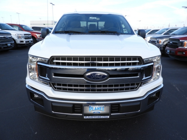 2018 F-150 Super Cab 4x2,  Pickup #J6232 - photo 3