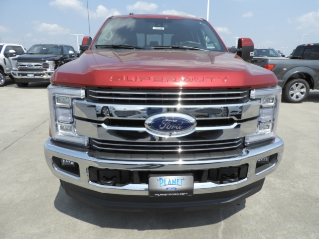 2018 F-250 Crew Cab 4x4,  Pickup #K0108 - photo 3