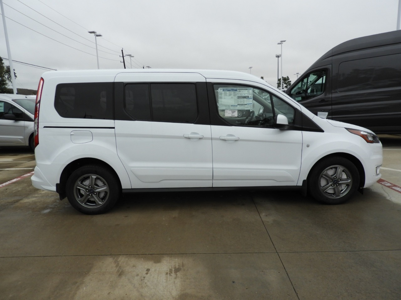 2019 Transit Connect 4x2,  Passenger Wagon #K0711 - photo 4