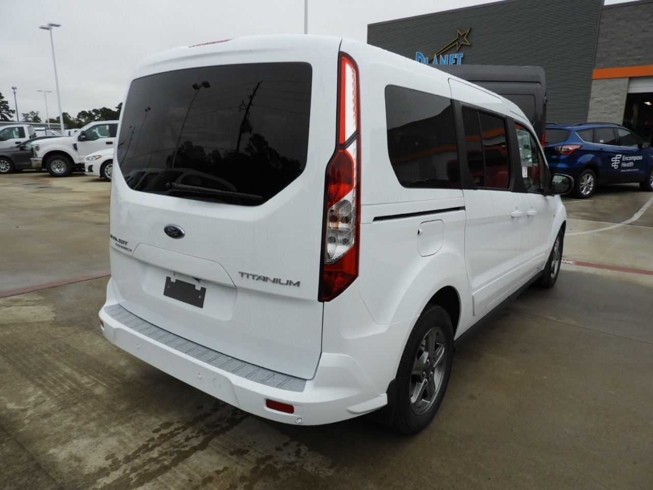 2019 Transit Connect 4x2,  Passenger Wagon #K0711 - photo 5