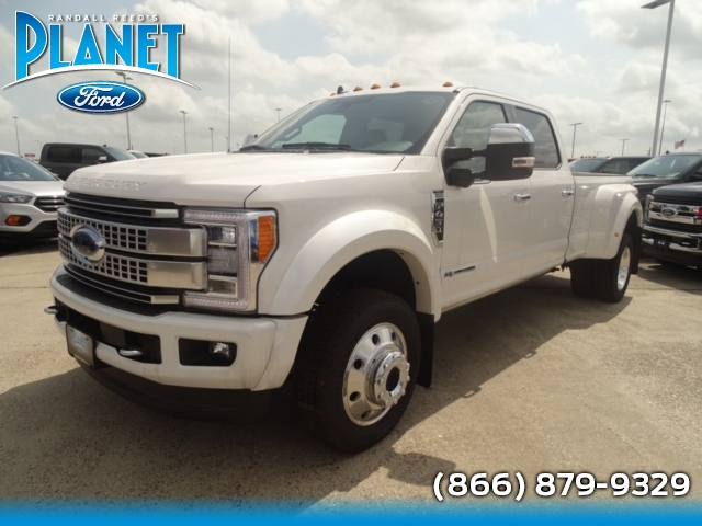 2019 F-450 Crew Cab DRW 4x4,  Pickup #K1321 - photo 1