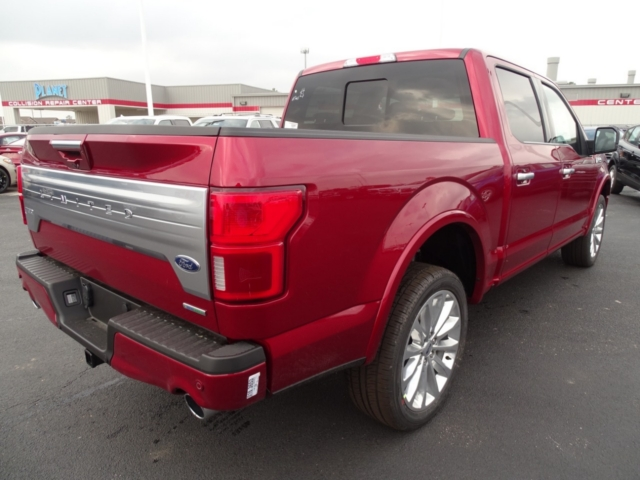 2019 F-150 SuperCrew Cab 4x4,  Pickup #K1591 - photo 1