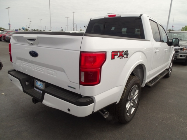 2019 F-150 SuperCrew Cab 4x4,  Pickup #K1957 - photo 1