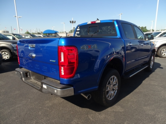 2019 Ranger SuperCrew Cab 4x4,  Pickup #K2106 - photo 1