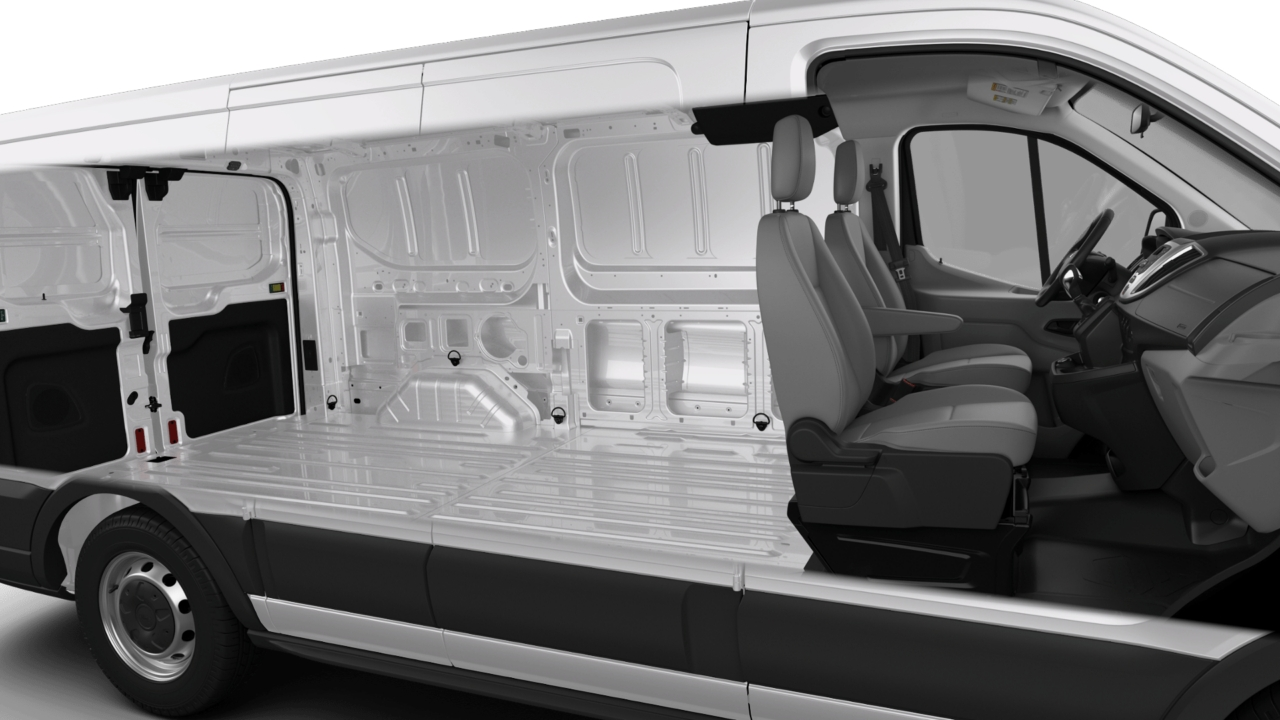 2019 Transit 150 Low Roof 4x2,  Empty Cargo Van #K2368 - photo 7