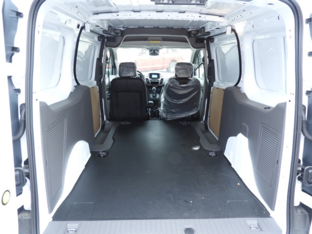 2019 Transit Connect 4x2,  Empty Cargo Van #K2391 - photo 1