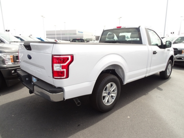 2019 F-150 Regular Cab 4x2,  Pickup #K2932 - photo 1