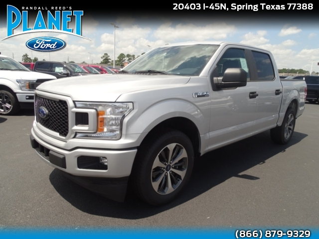 2019 F-150 SuperCrew Cab 4x2,  Pickup #K3068 - photo 1