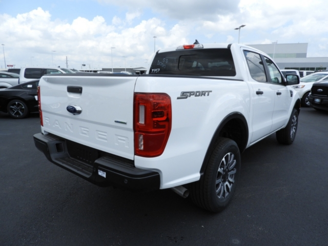 2019 Ranger SuperCrew Cab 4x2,  Pickup #K3320 - photo 1