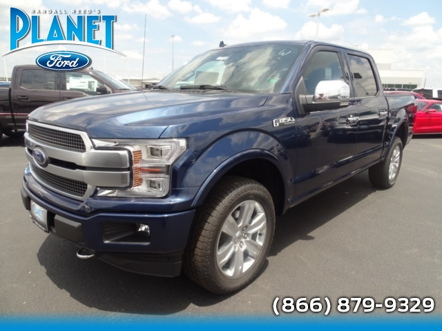2019 F-150 SuperCrew Cab 4x4,  Pickup #K3394 - photo 1