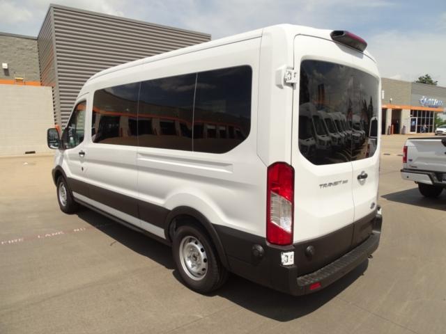 2019 Transit 350 Med Roof 4x2,  Passenger Wagon #K3706 - photo 1