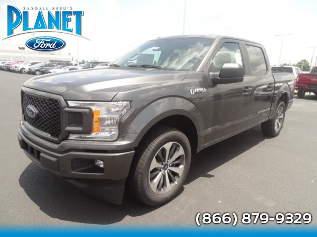 2019 F-150 SuperCrew Cab 4x2,  Pickup #K3838 - photo 1