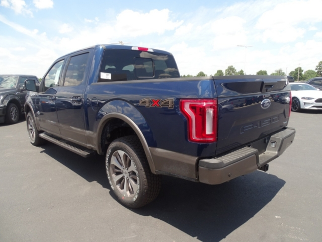2019 F-150 SuperCrew Cab 4x4,  Pickup #K4096 - photo 1