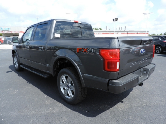 2019 F-150 SuperCrew Cab 4x4,  Pickup #K4134 - photo 1