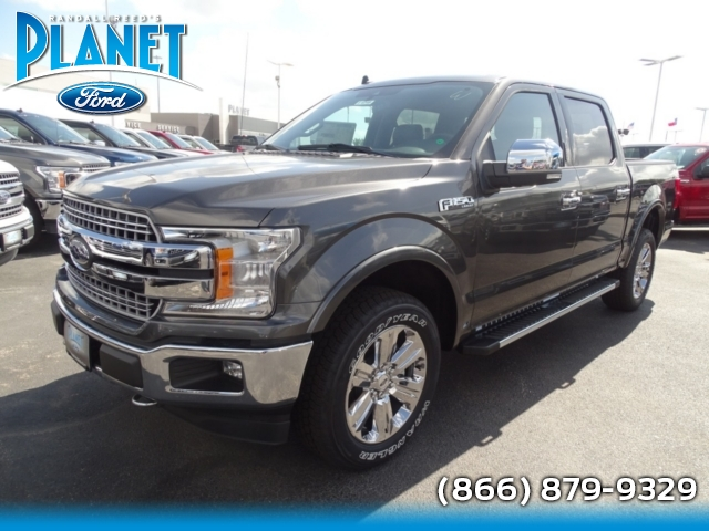 2019 F-150 SuperCrew Cab 4x4,  Pickup #K4245 - photo 1