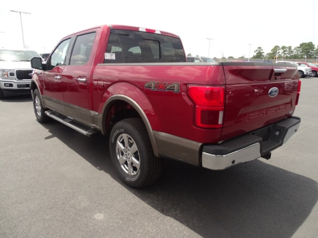 2019 F-150 SuperCrew Cab 4x4,  Pickup #K4301 - photo 1