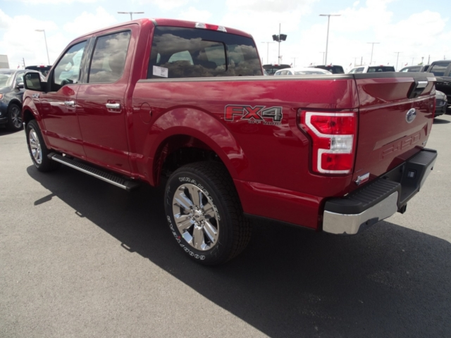 2019 F-150 SuperCrew Cab 4x4,  Pickup #K4348 - photo 1