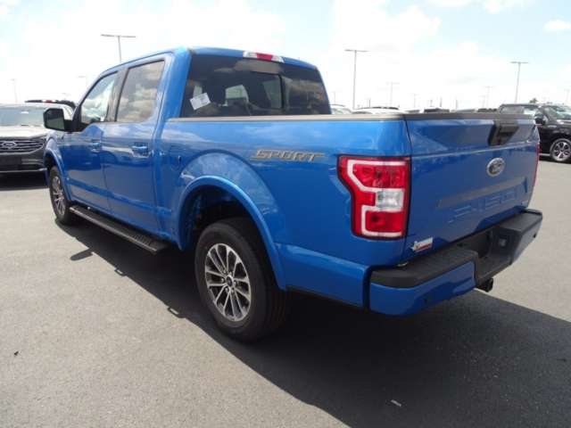 2019 F-150 SuperCrew Cab 4x2,  Pickup #K4355 - photo 1