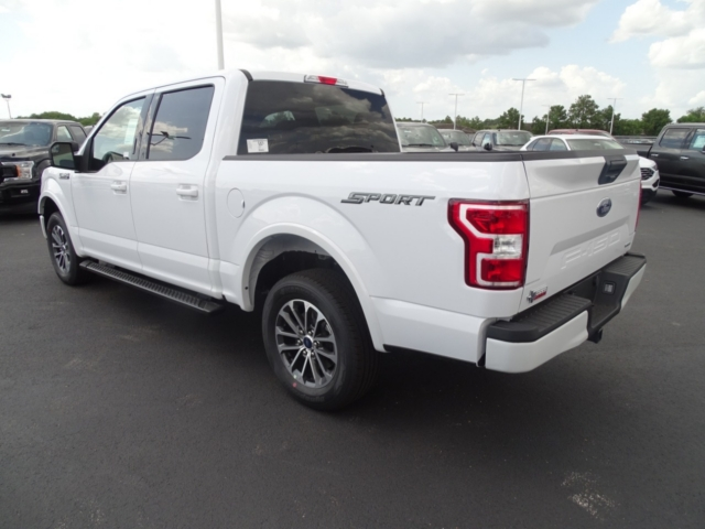 2019 F-150 SuperCrew Cab 4x2,  Pickup #K4404 - photo 1