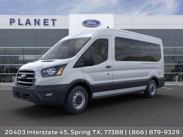 2020 Ford Transit 350 Med Roof RWD, Passenger Wagon #L1732 - photo 1