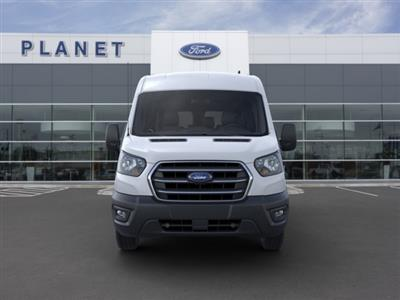 2020 Ford Transit 350 Med Roof RWD, Passenger Wagon #L1732 - photo 7