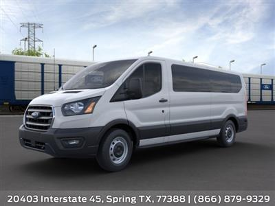2020 Ford Transit 350 Low Roof RWD, Passenger Wagon #L1801 - photo 1