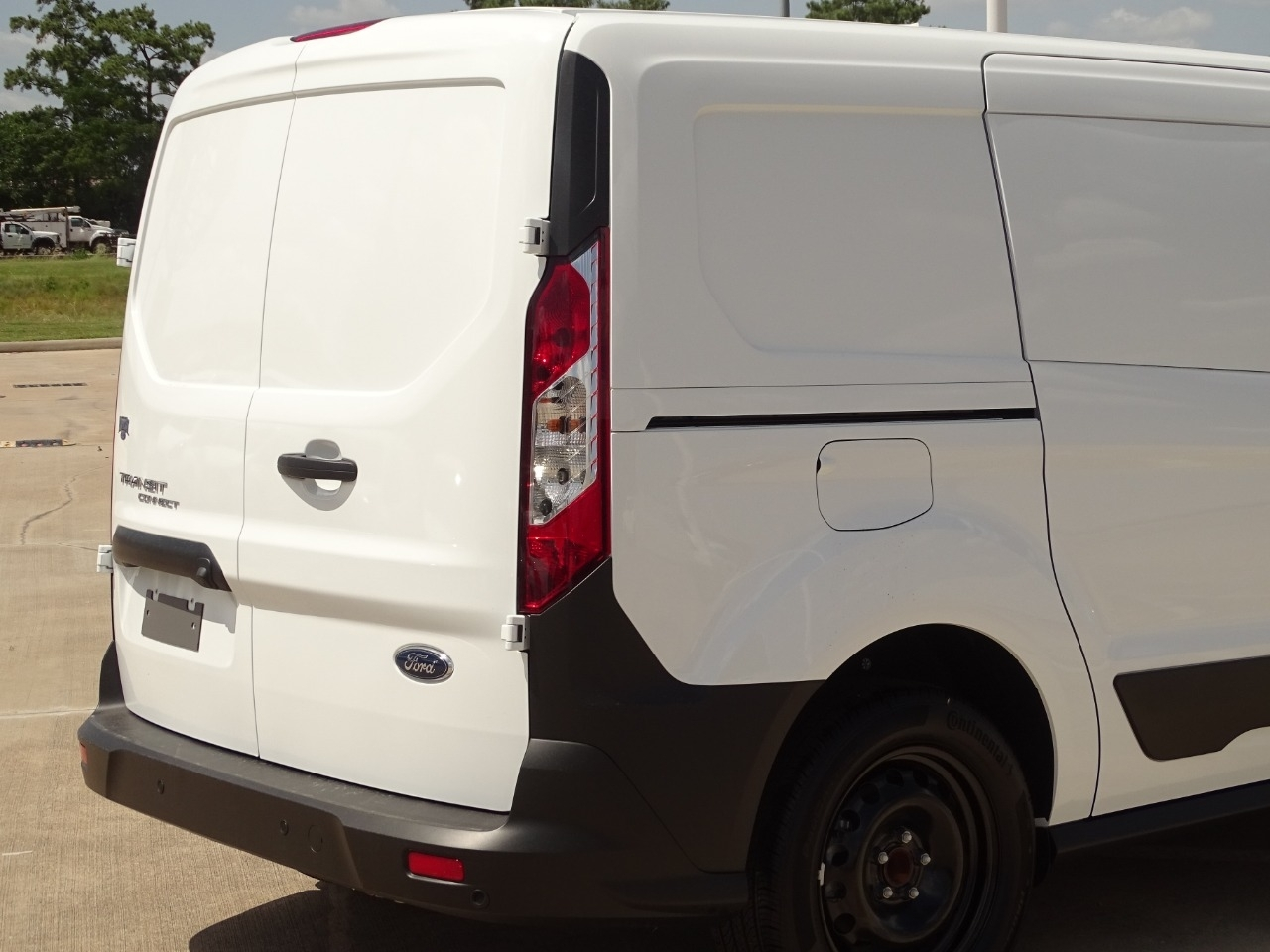 2020 Ford Transit Connect FWD, Empty Cargo Van #SDT0030 - photo 12