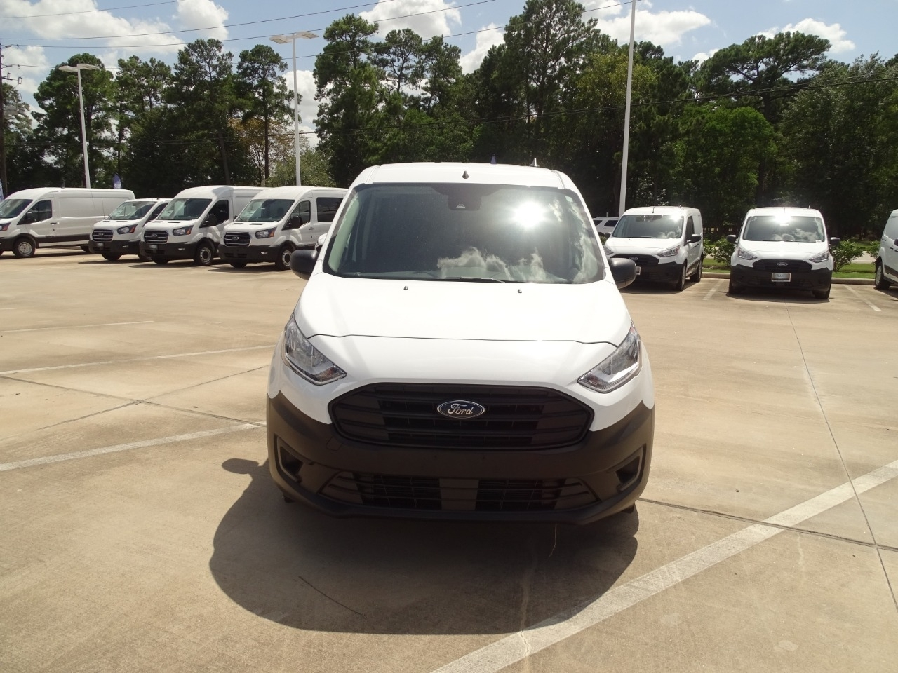 2020 Ford Transit Connect FWD, Empty Cargo Van #SDT0030 - photo 4