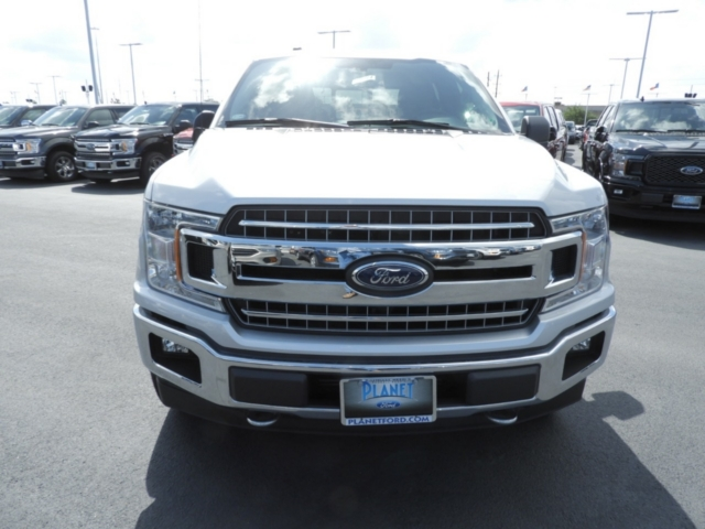 2018 F-150 SuperCrew Cab 4x4,  Pickup #SDT8327 - photo 3