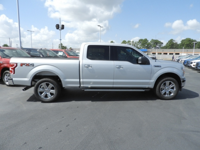 2018 F-150 SuperCrew Cab 4x4,  Pickup #SDT8327 - photo 4
