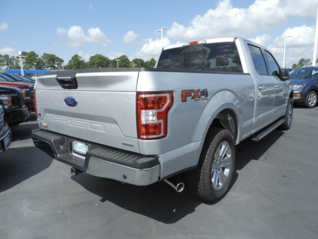 2018 F-150 SuperCrew Cab 4x4,  Pickup #SDT8327 - photo 2
