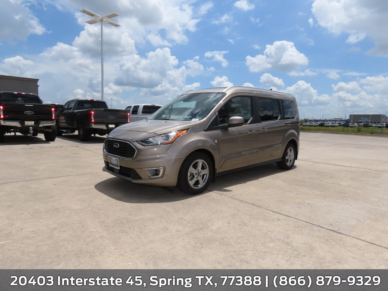2019 Ford Transit Connect 4x2, Passenger Wagon #SDT9566 - photo 1